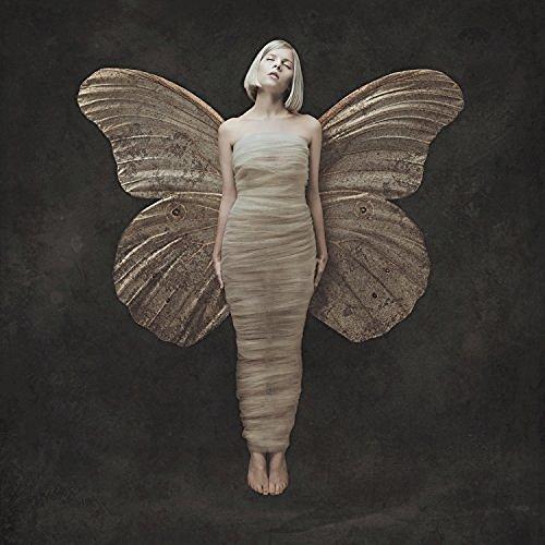 Aurora - <em>All My Demons Greeting Me as a Friend</em> album cover<strong></strong>