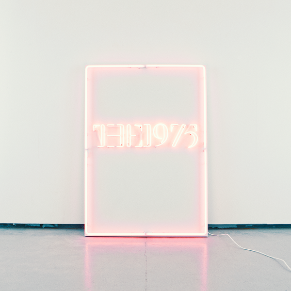 The 1975 -<em> I like it when you sleep for you are so beautiful yet so unaware of it</em> album cover<strong></strong>