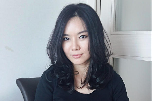 Lee Hyeonseo, who defected from North Korea, is the author of a memoir, <em>The Girl With Seven Names, </em>about her escape.<em></em>