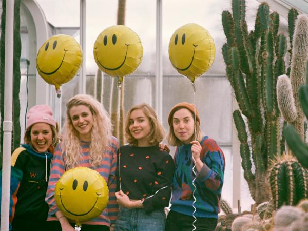 Chastity Belt's new album, <em>I Used To Spend So Much Time Alone, </em>is out June 2.