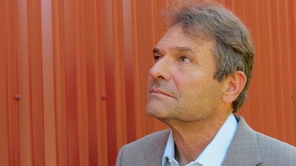 Writer Denis Johnson.