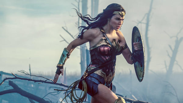 Gal Gadot's physical presence as Wonder Woman was established in <em>Batman v Superman</em>, but in this new film, she handles the Diana Prince side with equal dexterity.
