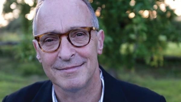 David Sedaris lives in West Sussex, England, where he's known for picking up trash along the side of the road.