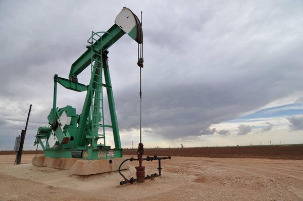 It's estimated that the oil bust cost Texans around 80,000 oil jobs.