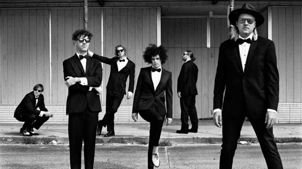 Arcade Fire is about to release its fifth album, <em>Everything Now</em>.