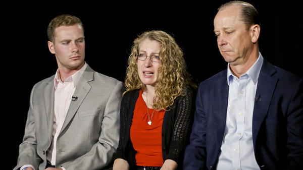 Penn State student Tim Piazza died after being put through a fraternity hazing ritual. His brother Michael, mother Evelyn and father James hope his death sparks some change on college campuses.