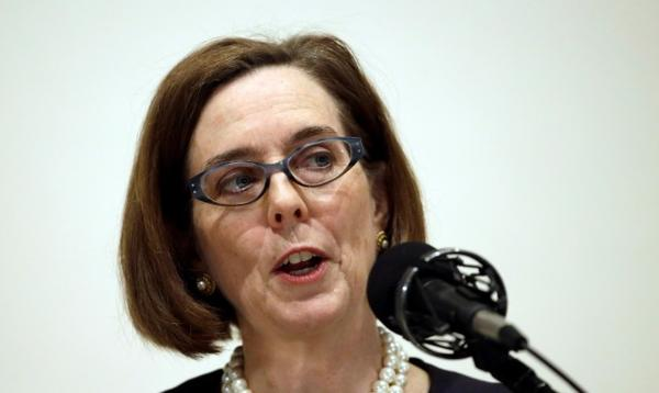 <p>Oregon Gov. Kate Brown says the state will join a coalition led by California, Washington and New York to fight climate change.</p>