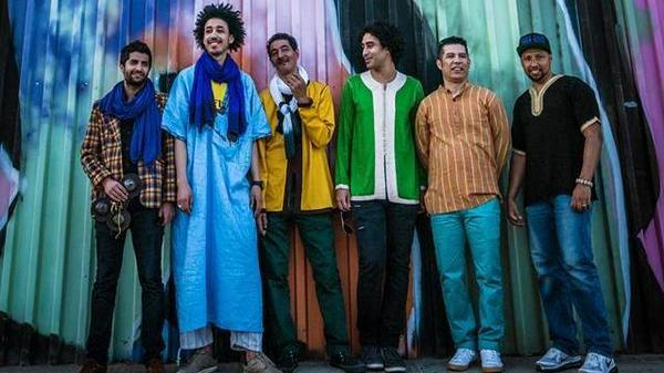 Innov Gnawa is a sextet of Moroccan musicians based in New York.