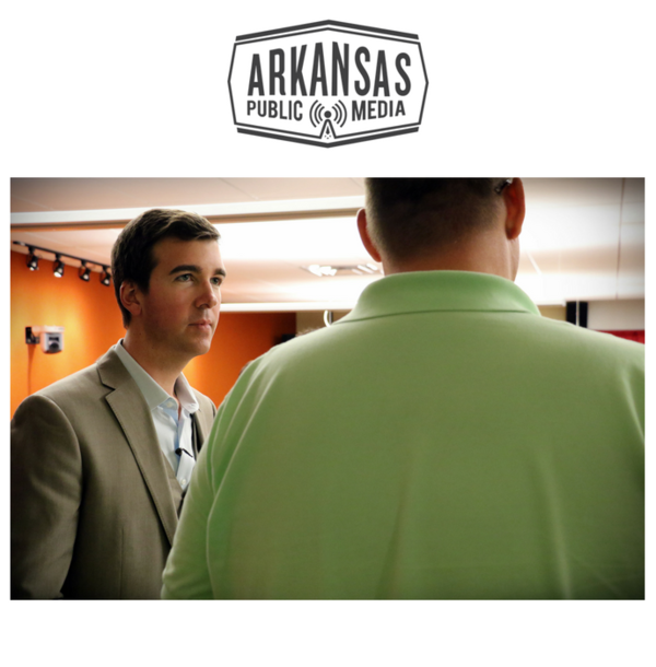 Storm Nolan is the founder of the Arkansas Cannabis Industry Association, and a hopeful medical marijuana license holder.