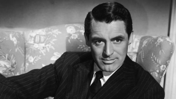 The new Showtime documentary <em>Becoming Cary Grant</em> traces the actor's journey from working-class England to Hollywood stardom.