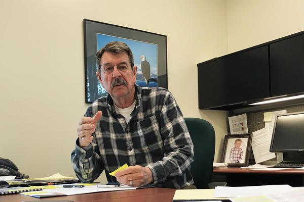 Colstrip Mayor John Williams knows there are challenges ahead, but he's hopeful that the Trump administration can help the community by repealing regulations on the coal industry.
