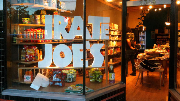 """I buy up the stuff, retail, full monty,"" Mike Hallatt told NPR last year. ""I own it, I get to do with it whatever I want to and I just happen to want to sell it to my friends in Canada."" That argument was not enough to convince Trader Joe's, however."