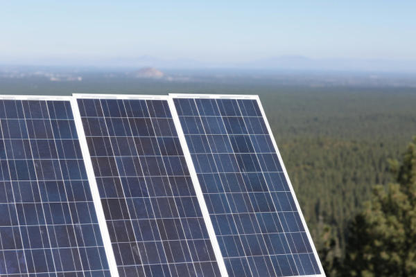 <p>The Tri-Cities could soon be home to the largest utility-scale solar power project in Washington. A French company will develop the project on land that used to be part of the Hanford nuclear reservation.</p>