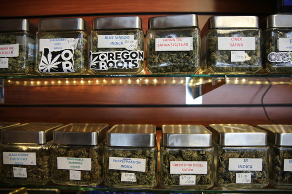 <p>State and local authorities slap up to 20 percent tax on recreational sales, while they don't add a thing to medicinal sales. Some say that means the state is concentrating on recreational marijuana to the detriment of medicinal sales.</p>