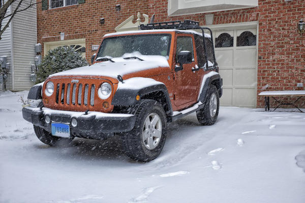 Advocates of the bill say warming up a car in the winter shouldn't be illegal.