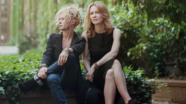 Shelby Lynne and Allison Moorer's <em>Not Dark Yet</em> comes out Aug. 18.
