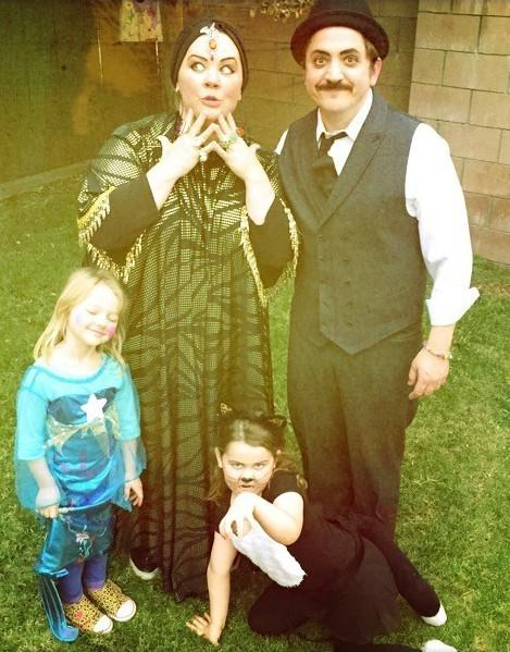 Ben Falcone lives in Los Angeles with his wife, actress Melissa McCarthy, and their two daughters.