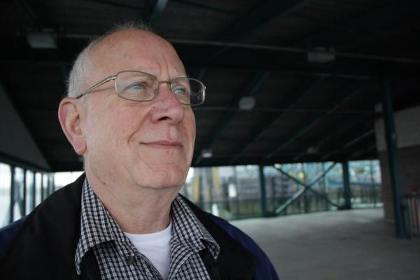 <p>Jack Stanfill in Bremerton.</p>