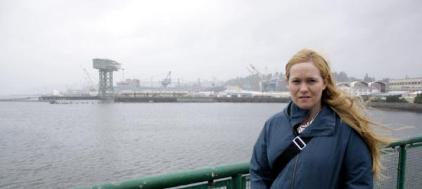 <p>Katelyn Kinn of Puget Soundkeeper Alliance.</p>