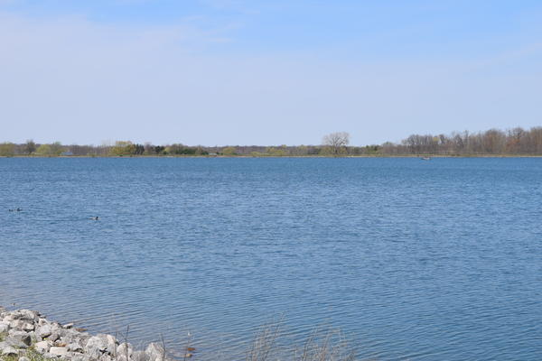 Wellington has received water from this reservoir since 1969 - its the 2nd largest body of water in Lorain County, after Lake Erie.
