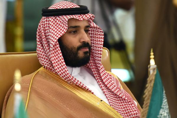 Saudi Deputy Crown Prince Mohammed bin Salman in Riyadh, Saudi Arabia, in 2016. (Fayez Nureldine/AFP/Getty Images)