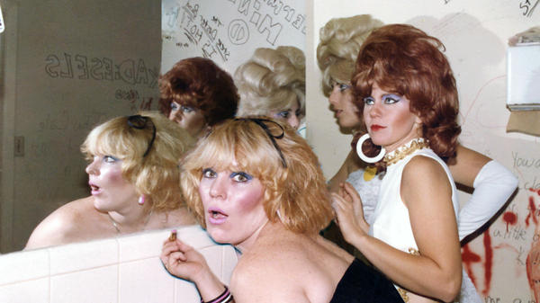 Margaret Moser and The Texas Blondes in October, 1980.