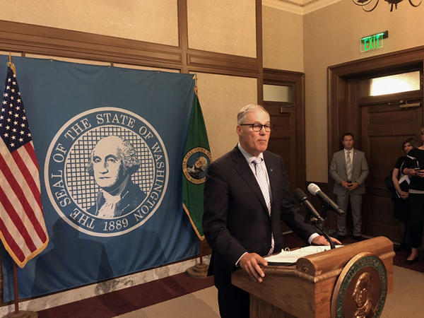 Washington Gov. Jay Inslee declared a third special session on Wednesday and said it was time to ''crack the whip'' on lawmakers to get a budget deal and avoid a July 1 government shutdown.