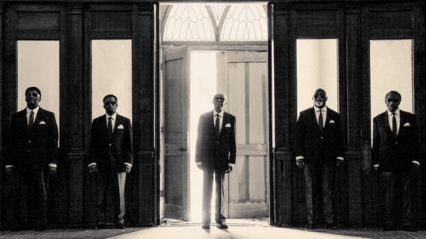 Blind Boys of Alabama's new album, <em>Almost Home</em>, will be released Aug. 18.