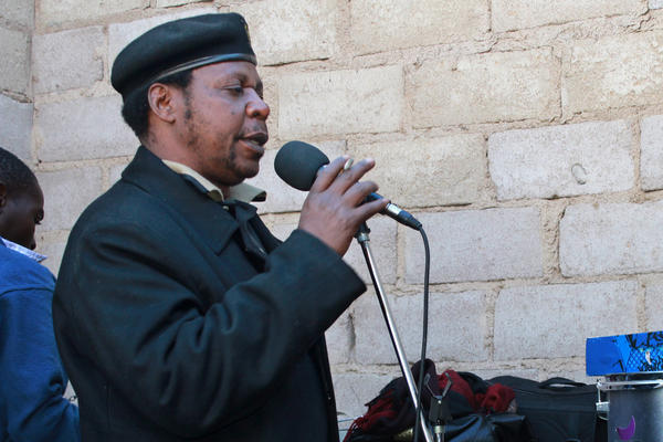 "Dickson ""Chinx"" Chingaira, a Zimbabwean revolutionary and musician died of cancer last week at the age of 61."