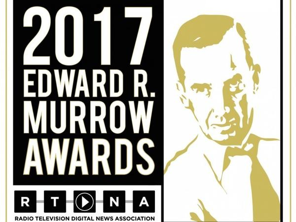 RTDNA Murrow Awards