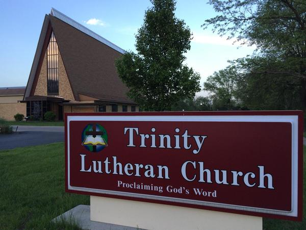 Trinity Lutheran Church in Columbia, Missouri