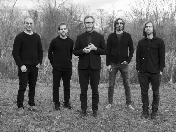 The National's new album, <em>Sleep Well Beast</em>, comes out Sept. 8.