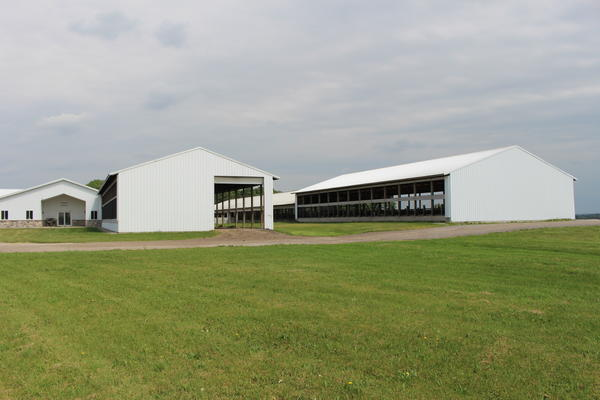The Werth farm near Alpena.