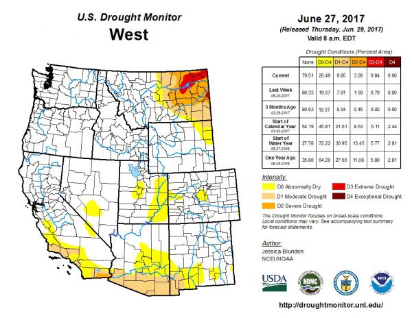 Rising Temperatures, Drought Conditions Usher In Fire Season In Montana