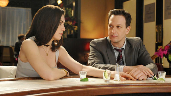 Alicia (Julianna Margulies) and Will (Josh Charles) have been dancing around for two seasons on CBS's <em>The Good Wife</em>. Getting them together might be a mistake.
