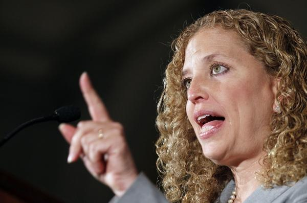 Democratic National Committee Chairwoman Rep. Debbie Wasserman Schultz co-sponsored the Protecting Children from Internet Pornographers Act of 2011, which is getting attention from privacy groups.