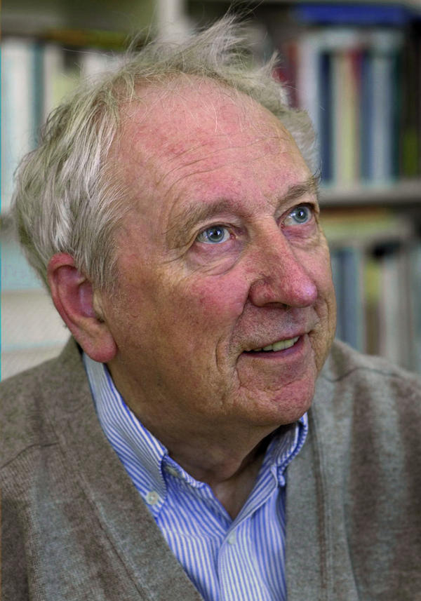 <p>Tomas Transtromer, seen in this undated photo, won the Nobel Prize for Literature on Thursday.</p>