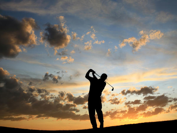For the most avid golf fans, there's now a golf course where they can be laid to rest for all eternity.