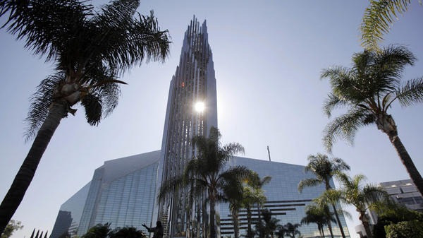 The Crystal Cathedral in Garden Grove, Calif., known for its <em>Hour of Power</em> broadcasts, is being sold to the Roman Catholic Diocese of Orange.