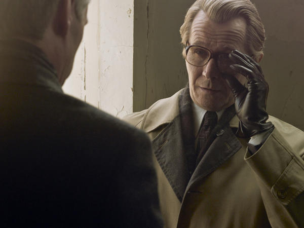 <strong></strong>For <em>Tinker, Tailor, Soldier, Spy, </em>Oldman says, he tried on dozens and dozens of pairs of glasses, searching for just the right look.