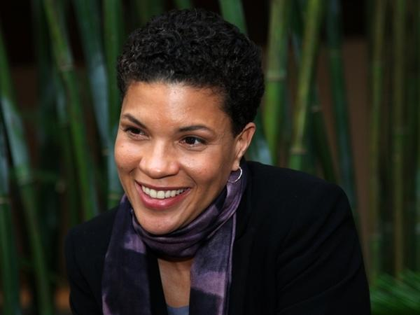 Michelle Alexander is an associate law professor at The Ohio State University. She clerked for Justice Harry Blackmun on the U.S. Supreme Court and is a graduate of Stanford Law School.