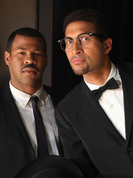 Key and Peele, both biracial, say their challenging experiences with others' expectations growing up<em></em> now informs their comedy.