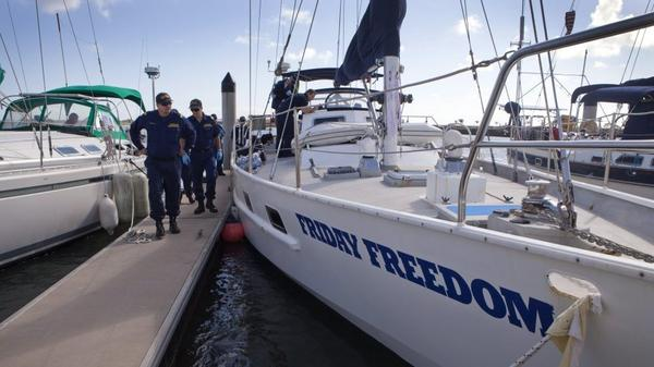 Cocaine seizures are up sharply in Australia, and Mexico's Sinaloa drug cartel is believed to be involved in large-scale smuggling. Authorities seized about 660 pounds of cocaine and more than $3.2 million from a yacht in Bundaberg, Queensland, in November 2011. Four Spanish nationals were arrested.