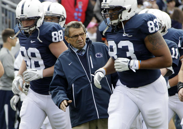 "The man known as ""JoePa"" won 409 games and took the Nittany Lions to 37 bowl games and two national championships. More than 250 of the players he coached went on to the NFL."