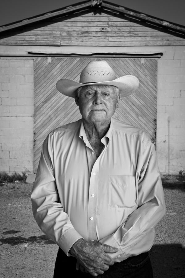 When Mort Mertz, 88, returned from the Korean War in 1952, he started ranching in New Mexico and West Texas. He later moved with his new wife to the Mayer Ranch outside San Angelo to raise sheep, cattle and horses and to fight the drought.