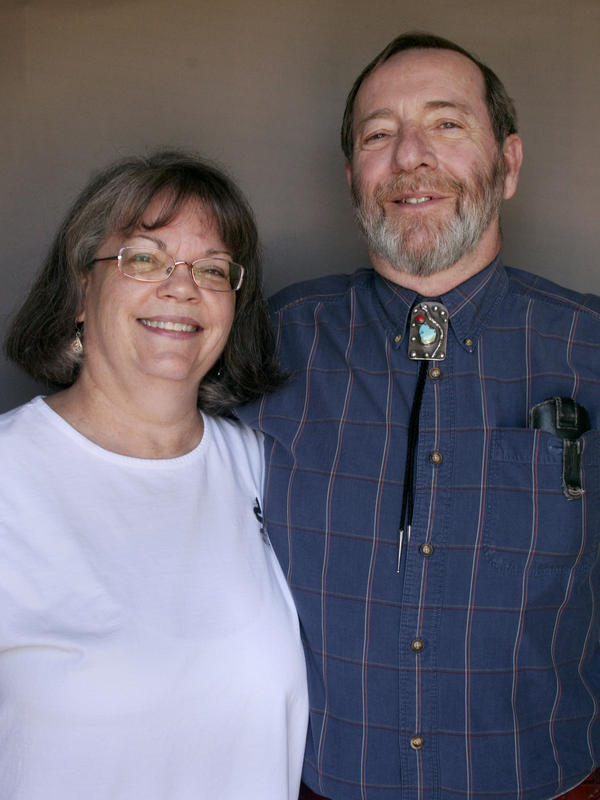 Biologists Philip and Susan McClinton started their life together, in 1972, in a very different place.