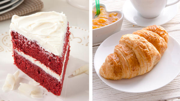 Red Velvet Obama and a Romney Croissant? One pastry expert says that's how she'd describe the candidates, if they were desserts.
