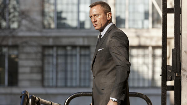 Daniel Craig returns for a third outing as James Bond in <em>Skyfall, </em>the 23rd installment in the spy movie franchise, and its 50th-anniversary release.