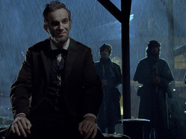 "Linguist Geoff Nunberg finds that in the film <em>Lincoln,</em> screenwriter Tony Kushner oscillates between old and modern meanings of ""equality."""
