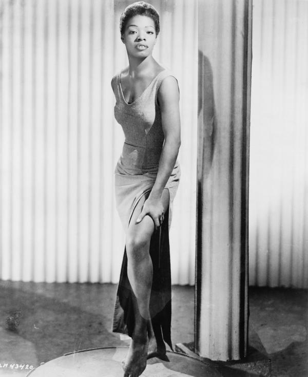 Angelou began her career as a dancer and writer. She was part of the Caribbean Calypso Festival in 1957.